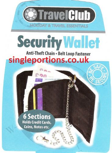 Anti Theft - Anti Loss - Security Wallet